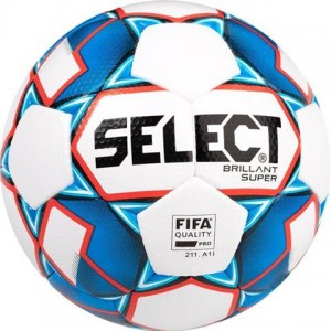 Piłka SELECT Brillant Super (FIFA Approved)
